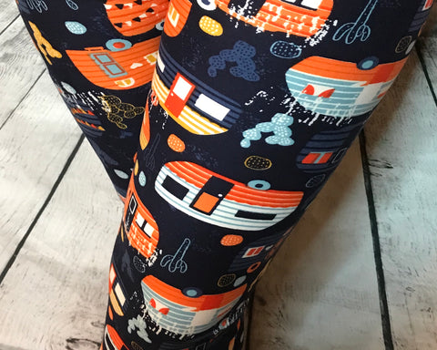 HAPPY CAMPER LEGGINGS-REGULAR