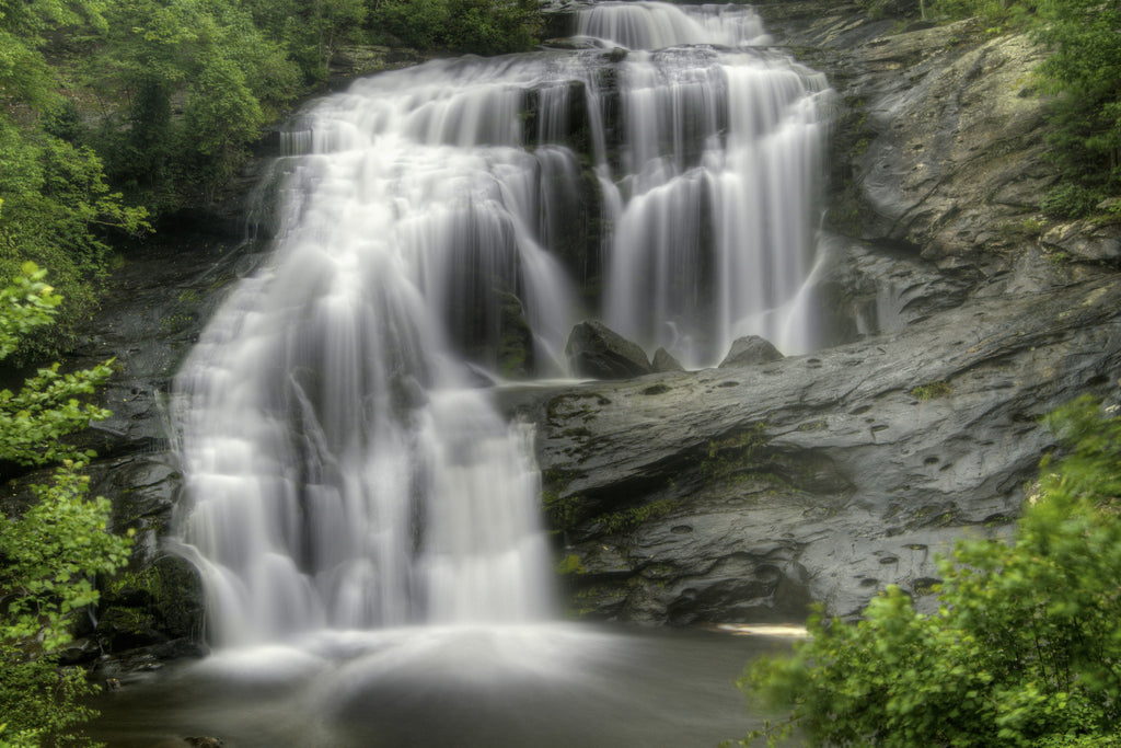 Photo Story: The Thunderous Bald River Falls