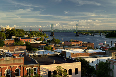 Downtown Wilmington