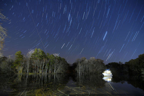 Waccamaw Star Trails