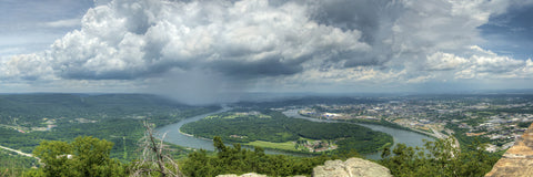 Storm Over the Tennessee
