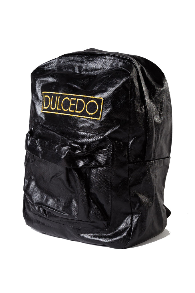 BLACK DULCEDO BACKPACK