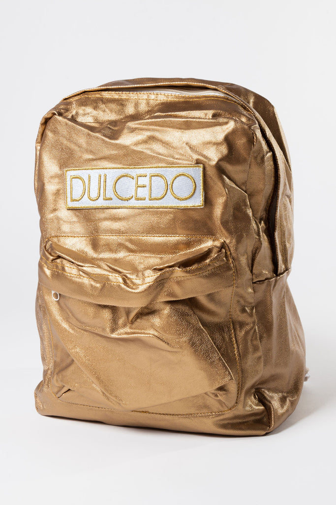 GOLD DULCEDO BACKPACK
