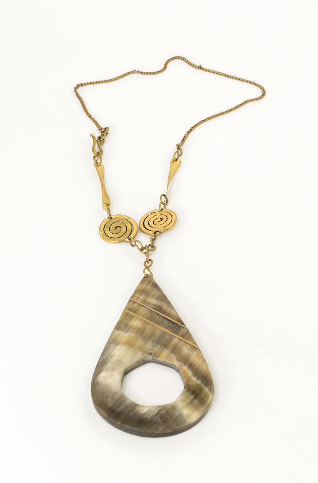 Machozi necklace