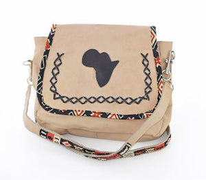 Africa Bag Cross Body Bag