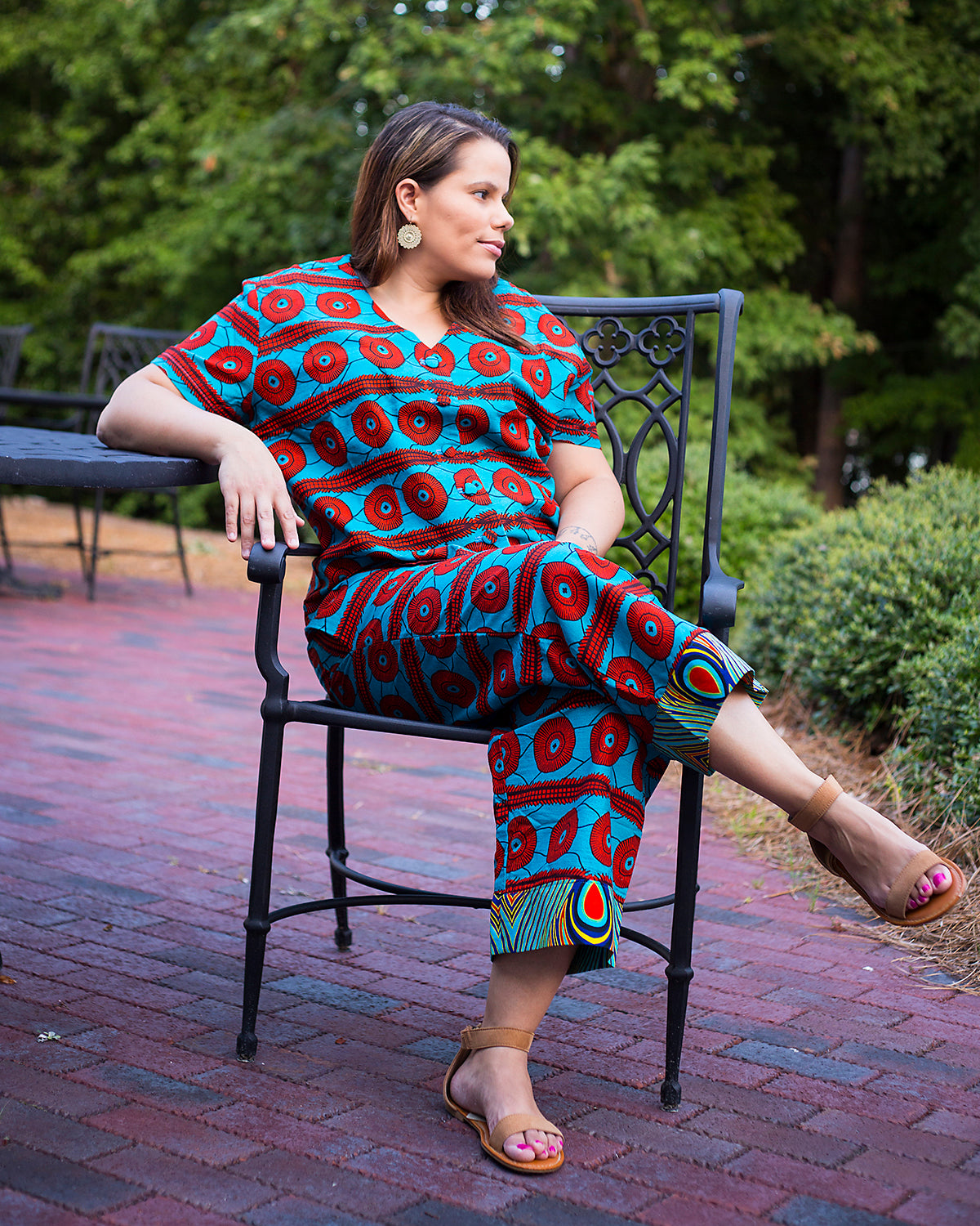 Tribe Called Rest Pajama Set