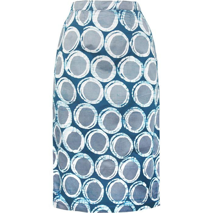 Pencil Skirt - Print Cutout