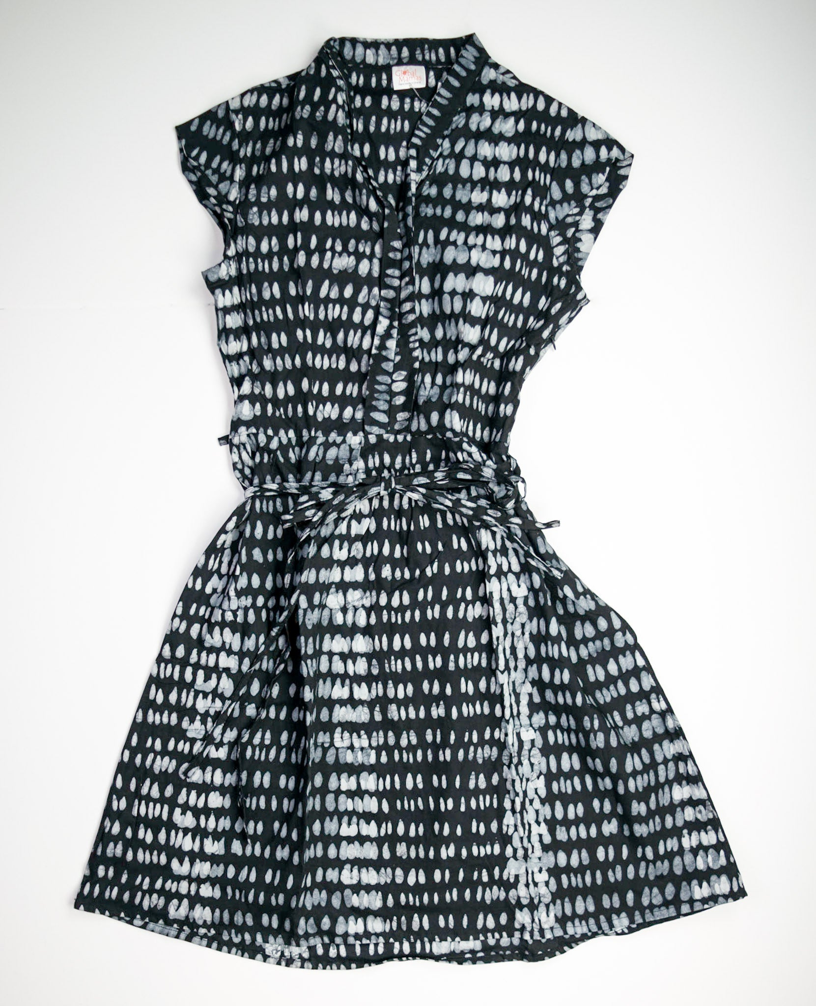 Retro Dress - Print Monsoon