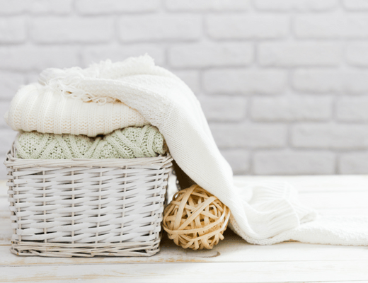 How To Prevent Pilling and Clean a Sweater