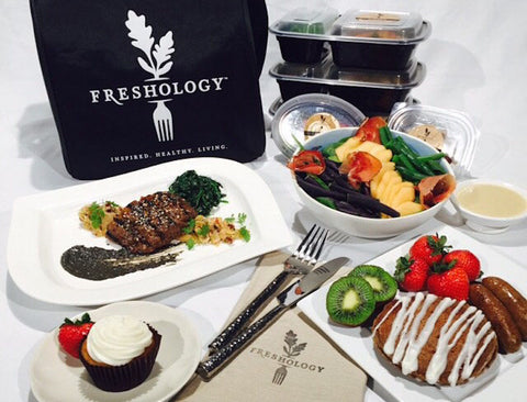freshology organic food delivery