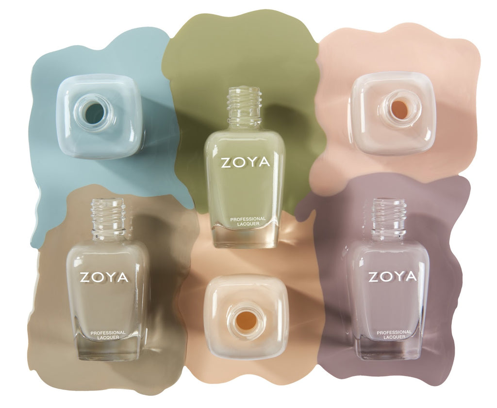 5 Eco friendly, Non Toxic Nail Polishes You Have to Try For Fall – SiiZU
