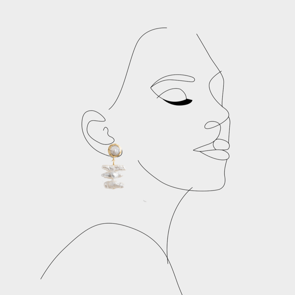 Arlo Lute earrings