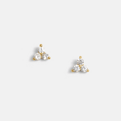 Aries Pearl Earrings