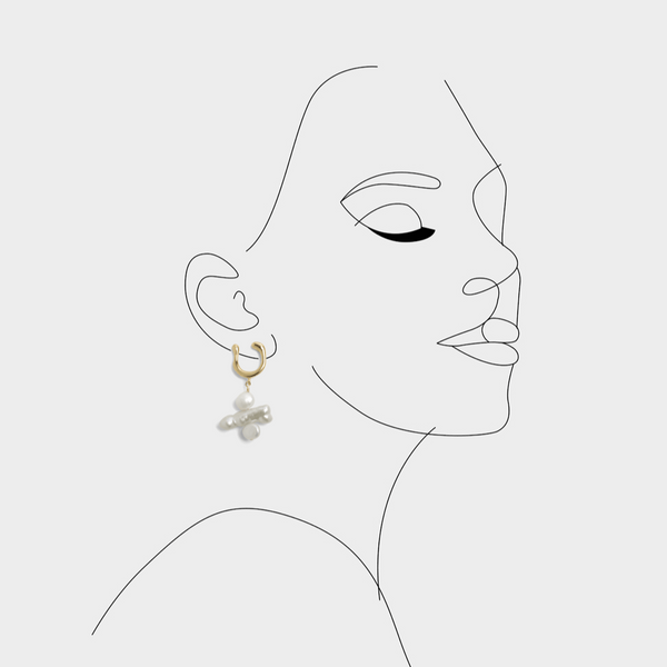 Asa Lute Earrings