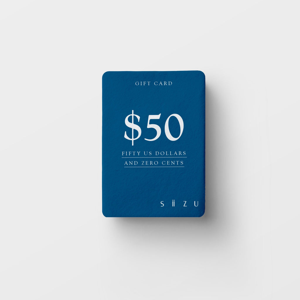 Gift Card - SiiZU | sustainable fashion