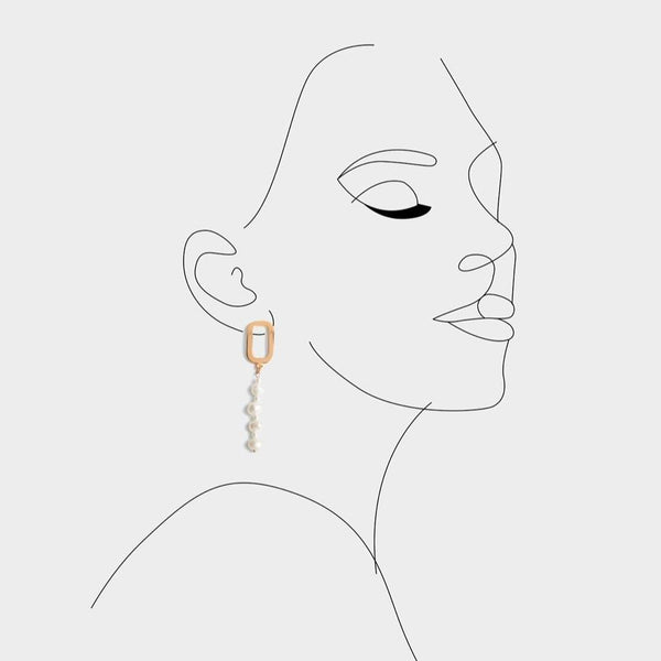 Alana Simple Earrings