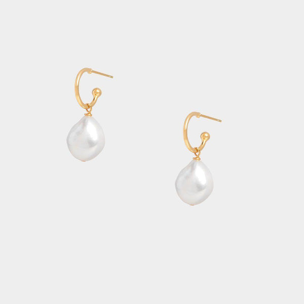 Aliyah Pearl Earrings