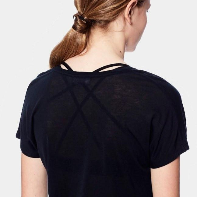 The U-neck Tee - SiiZU | sustainable fashion
