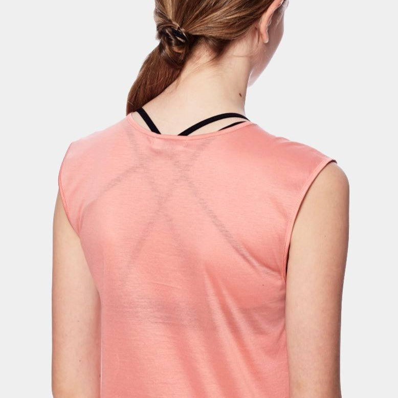 Extra Soft Muscle Tee in Pink , eco clothing, natural clothing, green clothing, luxury clothing, organic clothing, affordable clothing, eco friendly tee