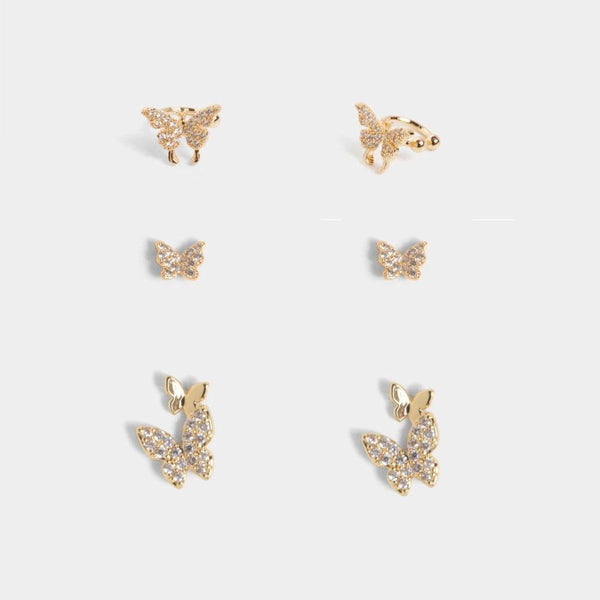 Tiny Trio Butterfly Set