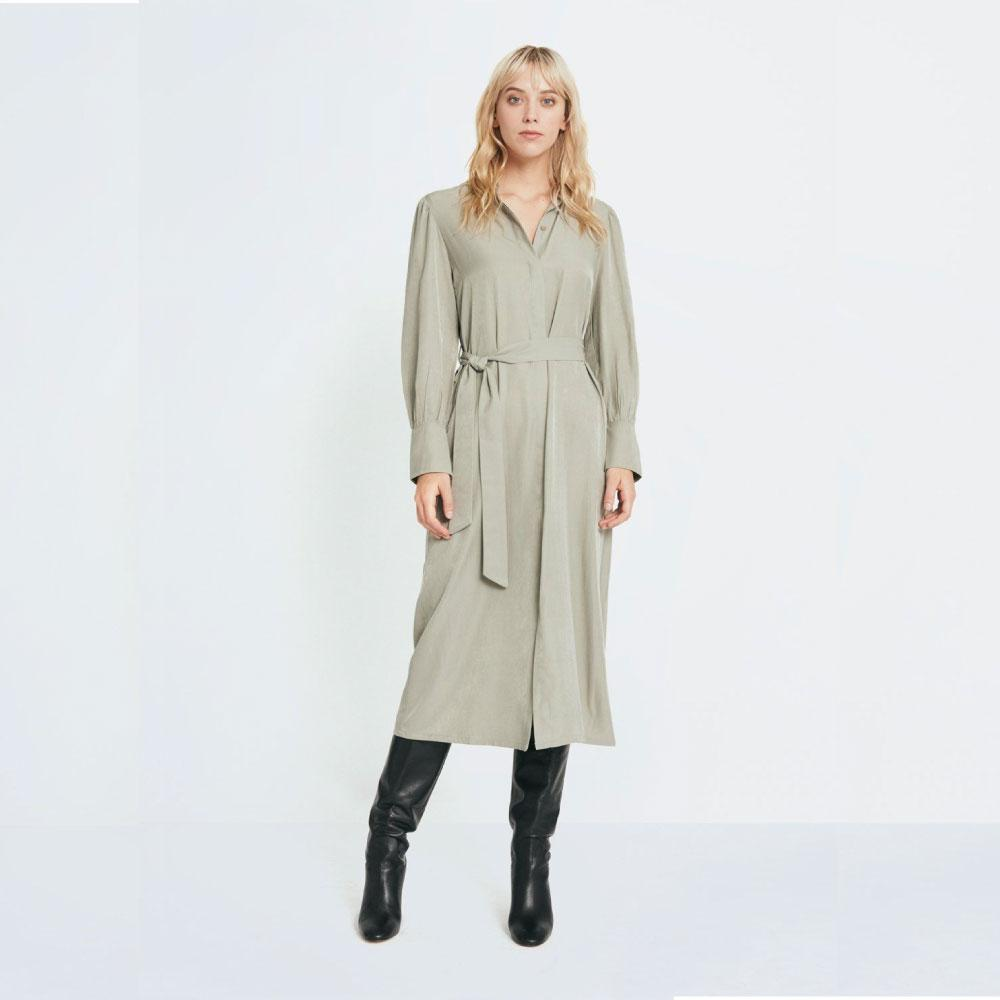 Eva Shirt Dress