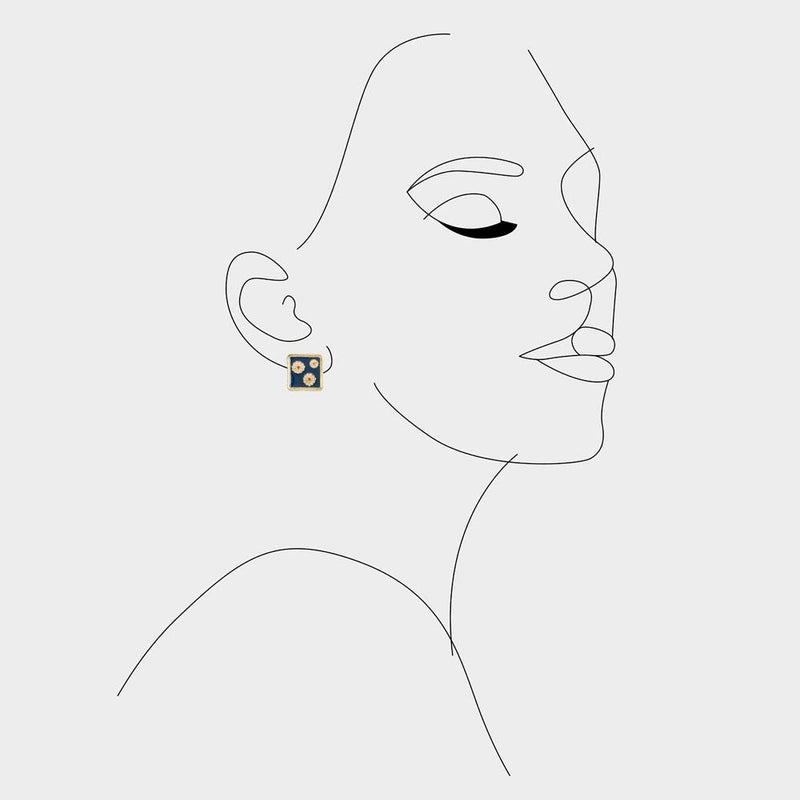 Glo Bouq Earrings-D