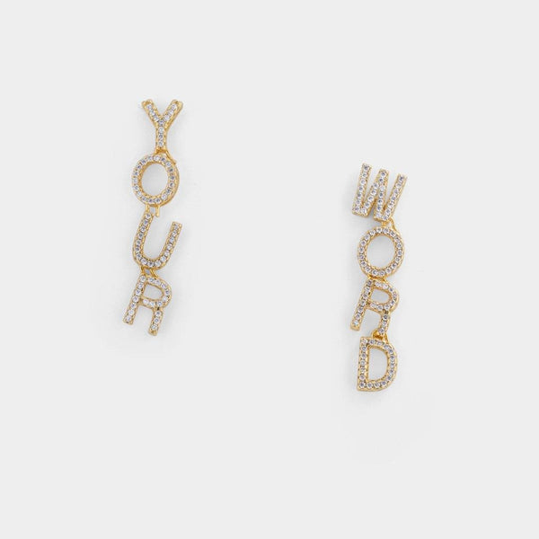 Luova Charm Earrings