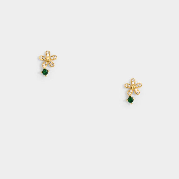 Bea Floral Studs