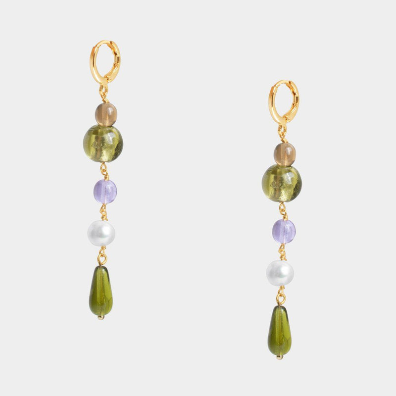 Gilana Drop Earrings