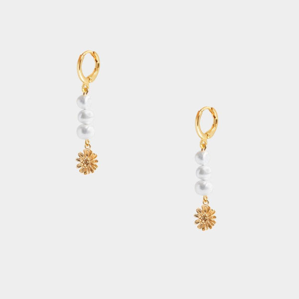 Fleur Trio Earrings