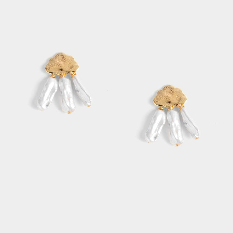 Cloud Lute earrings