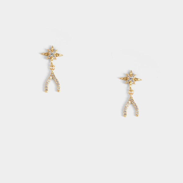 Aries Hiro Earrings