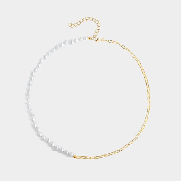 Aubin Pearl Necklace