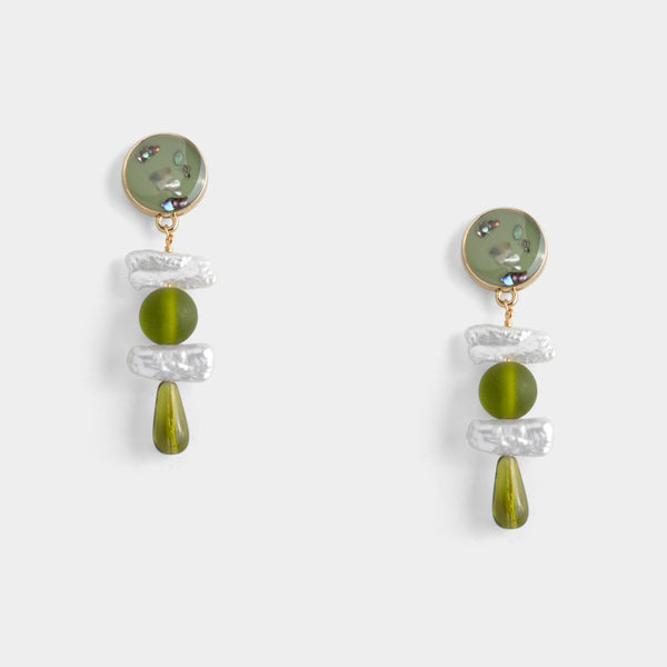 Gai Drop Earrings
