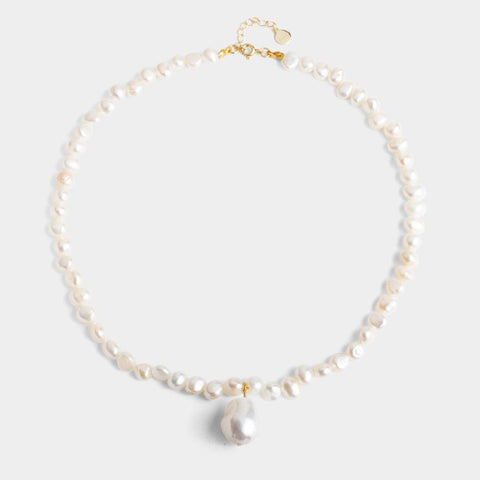 Mini Pearl Necklace
