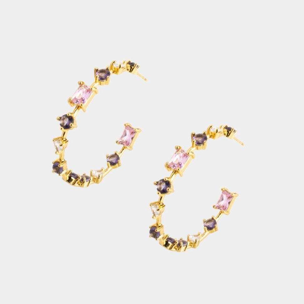 Munro Hoop Earrings