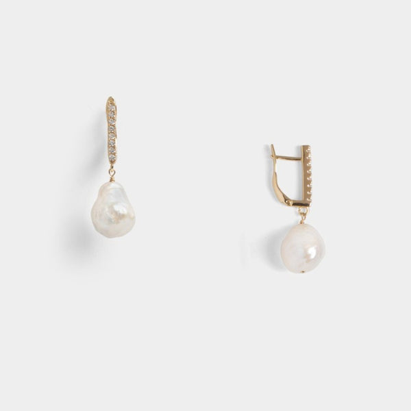 Ana Bar Single Earrings