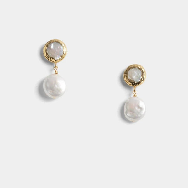 Arlo Coin earrings