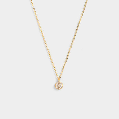 Mini Trio Pearl Necklace