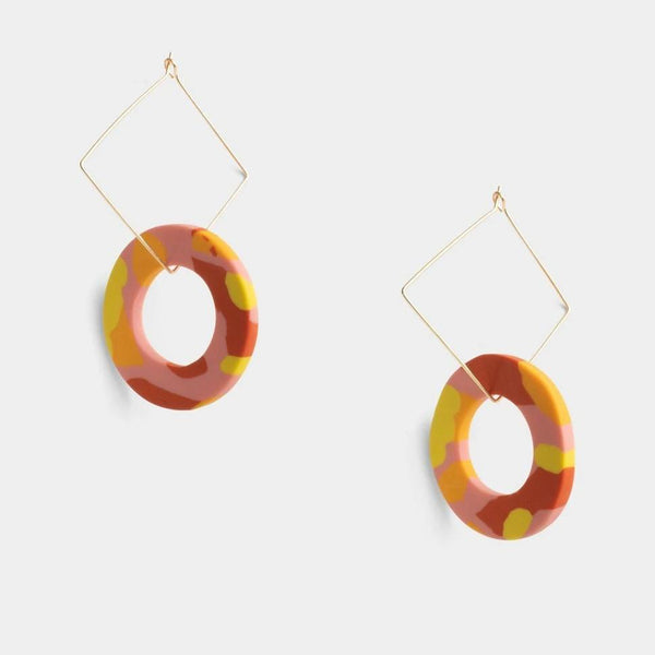 Zada  Earrings