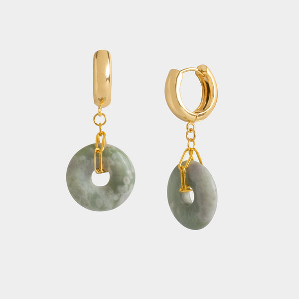 Gianna Donut EARRINGS