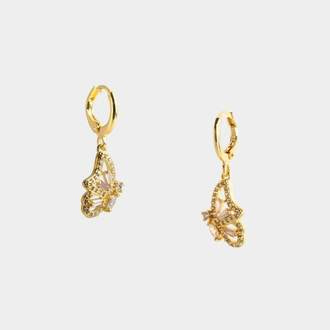 Apollo Butterfly Earrings