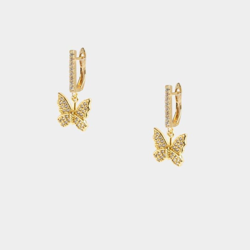 Ana Butterfly Earrings
