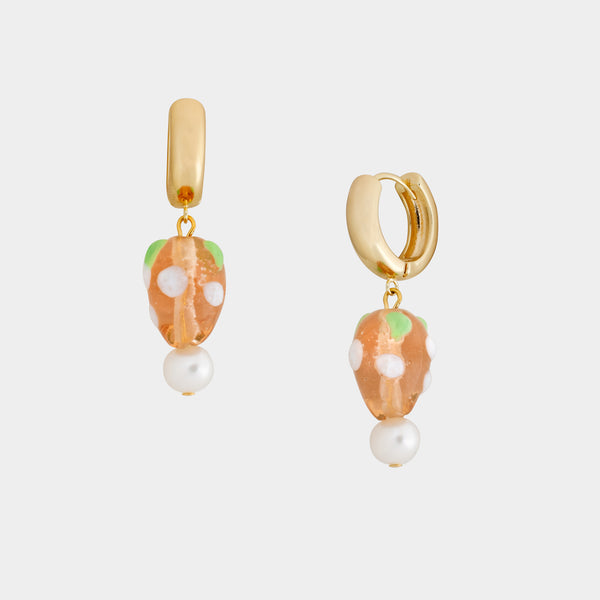 Fraser Pearl Earrings