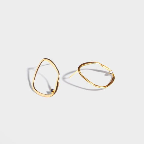 Adelle Hoop Earrings