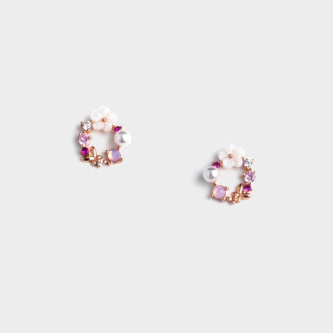 Alisha Knot Earrings