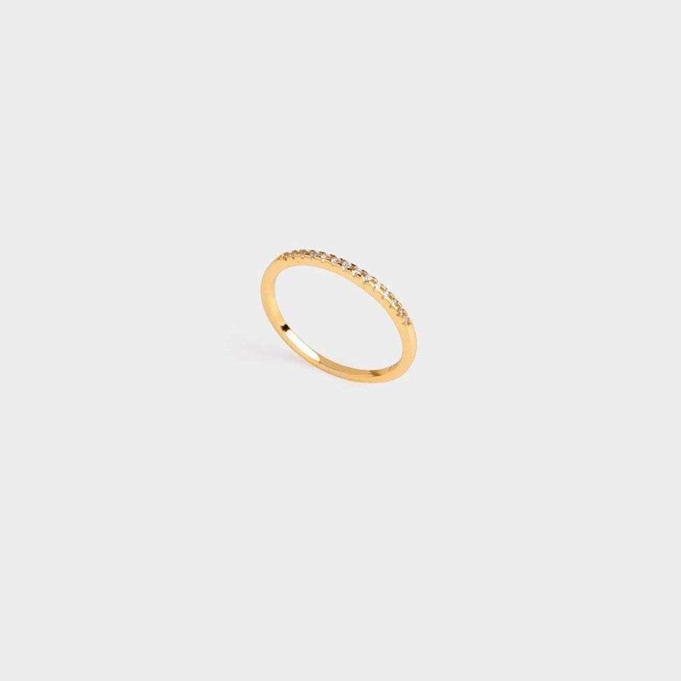 Eternity CZ ring