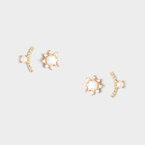 Anora Hoop Earrings