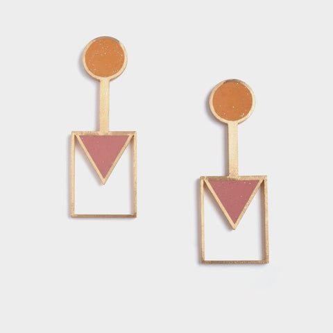 Clora Dangling Earrings
