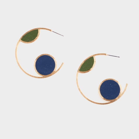 Lillian Earrings - Matisse